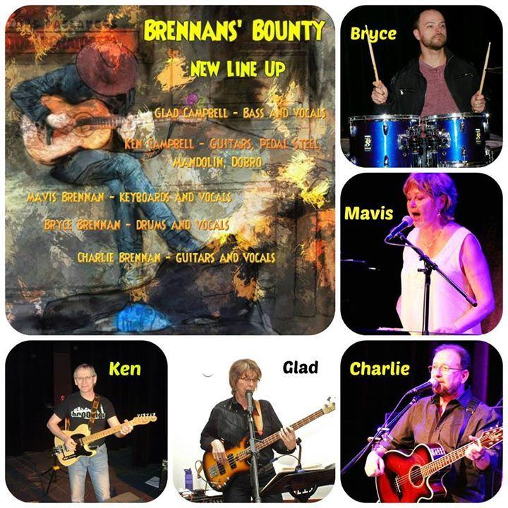 Brennans' Bounty Tour Dates