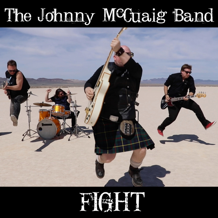 The Johnny Mccuaig Band @ Live At Heart  - Orebro, Sweden