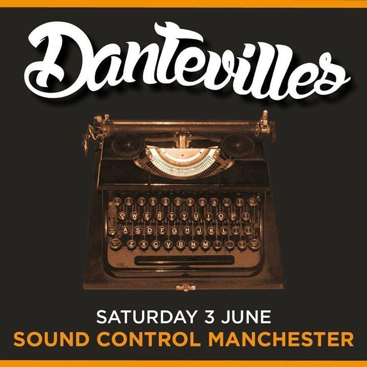 Dantevilles Tour Dates