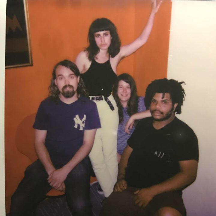 Mannequin Pussy @ Made In America Festival - Philadelphia, PA