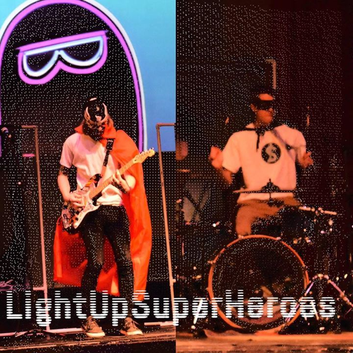 Lightupsuperheroes Tour Dates