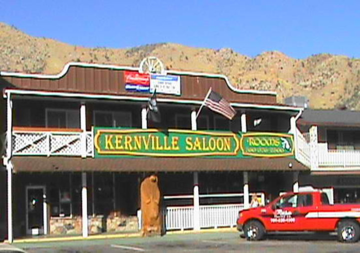 New Blues Revolution @ Kernville Saloon - Kernville, CA