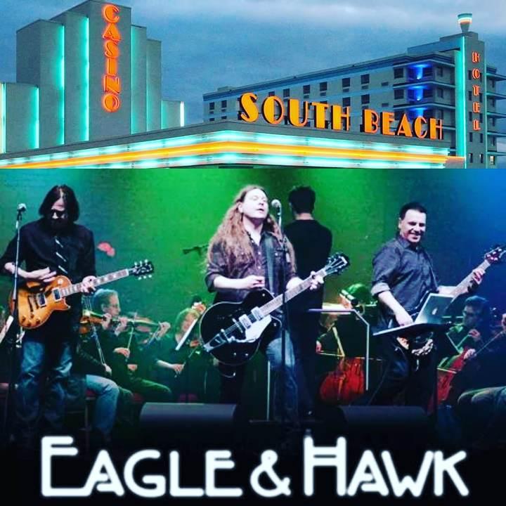 Eagle and Hawk @ South Beach Casino & Resort - Scanterbury, Canada