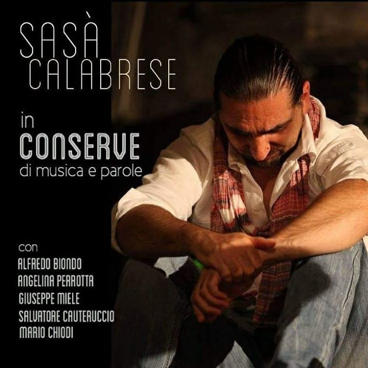 Sasà Calabrese, bass player Tour Dates
