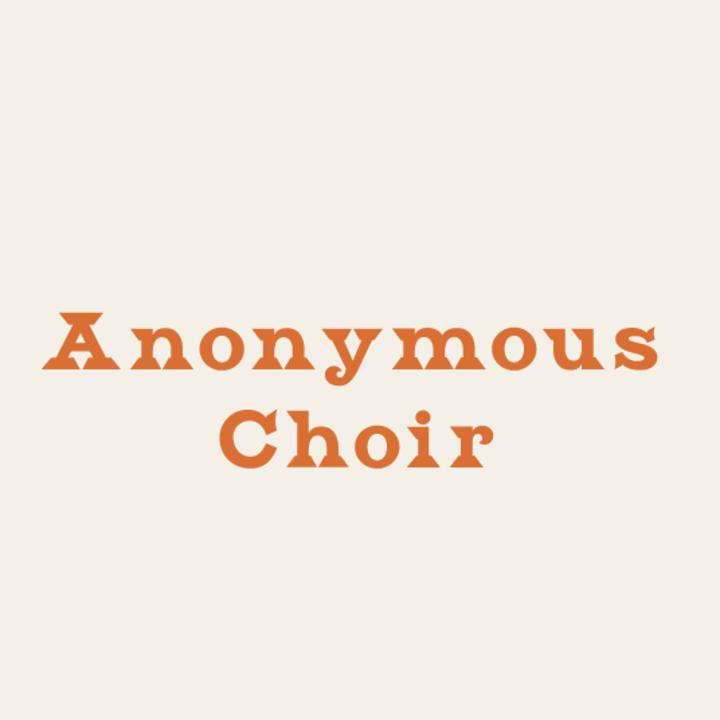 Anonymous Choir Tour Dates