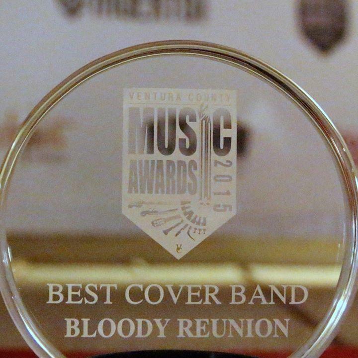 Bloody Reunion Tour Dates