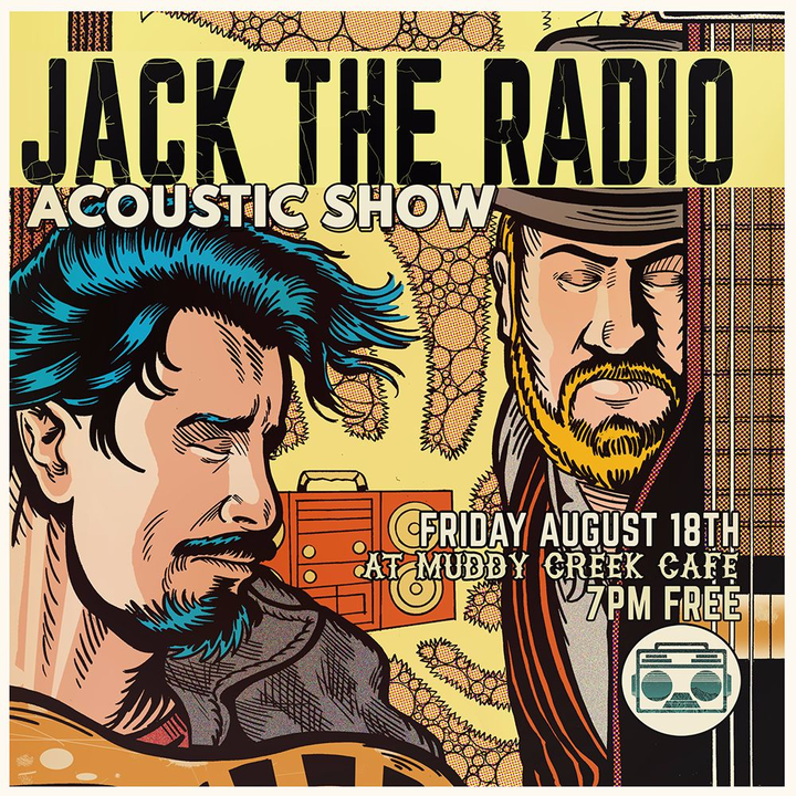 Jack the Radio @ Muddy Creek Cafe - Winston-Salem, NC
