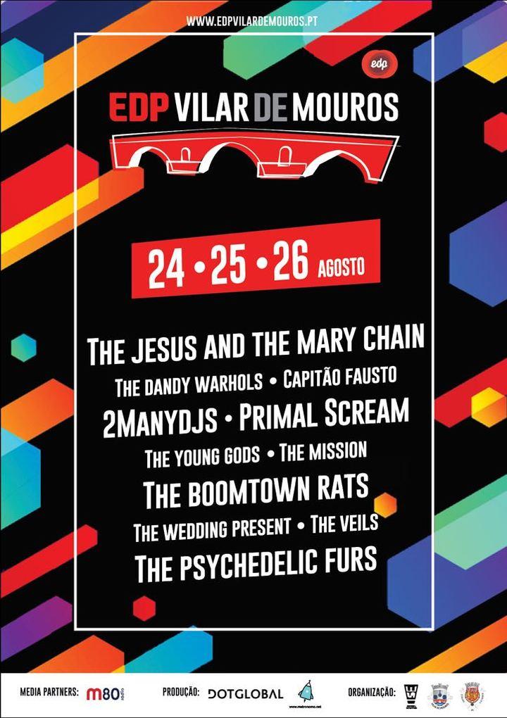 The Veils @ Vilar de Mouros Festival - Vilar De Mouros, Portugal