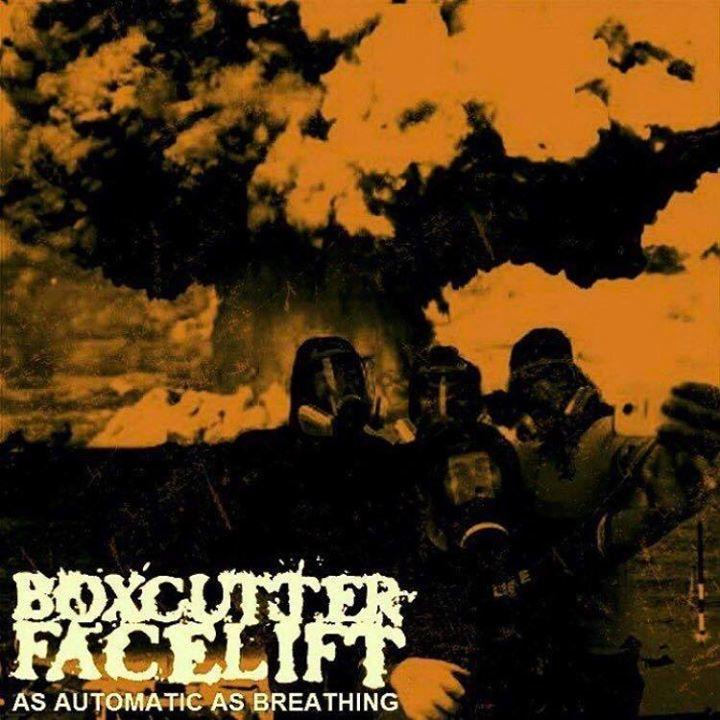 Boxcutter Facelift Tour Dates