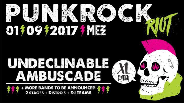 Undeclinable Ambuscade @ Mezz - Breda, Netherlands