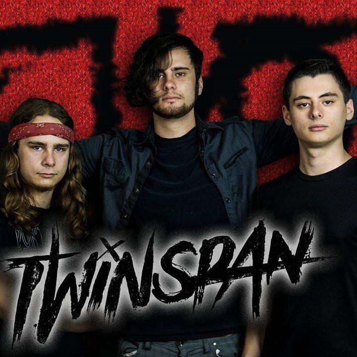 Twinspan Tour Dates