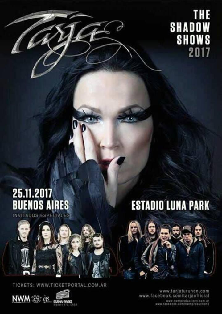 Delain @ Estadio Luna Park - Buenos Aires, Argentina
