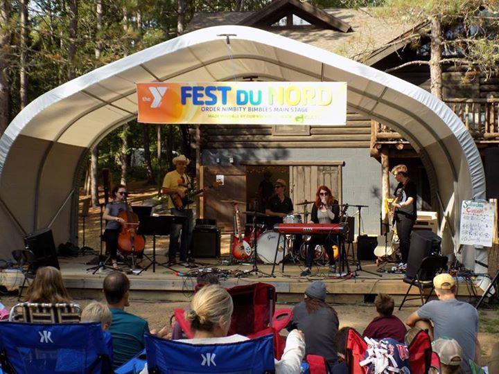 Natalie Lovejoy @ Fest du Nord (Camp du Nord)  - Ely, MN