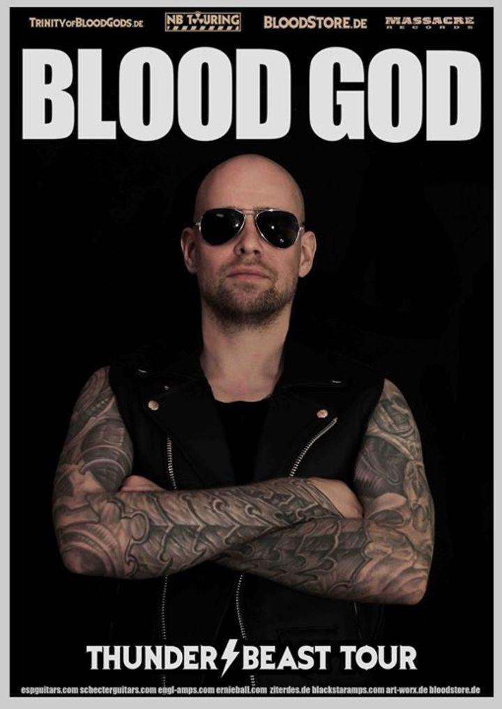 Blood God @ Hellraiser  - Leipzig, Germany