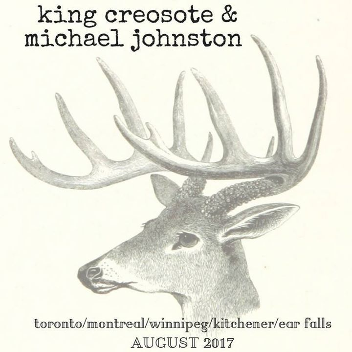 king creosote + michael johnston Tour Dates