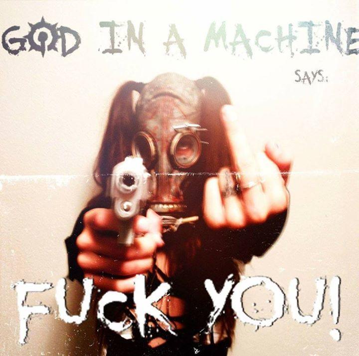 God in a Machine Tour Dates