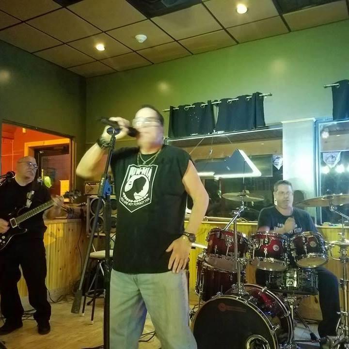 Side F/X Band N.Y. @ Wild Roedeo - Bloomingburg, NY