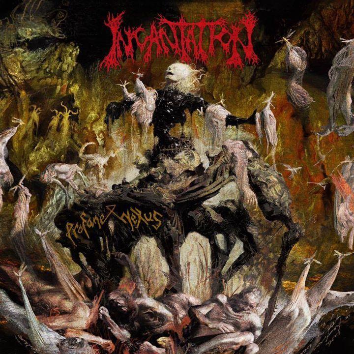 Incantation (Official fan page) Tour Dates