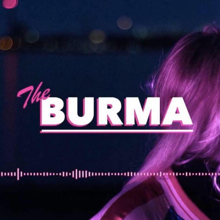 The Burma Tour Dates