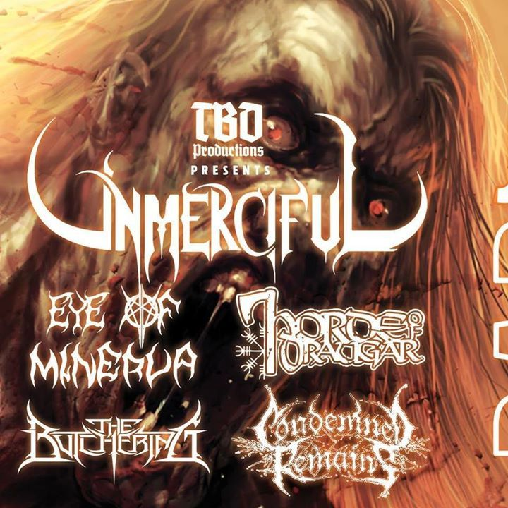 Eye Of Minerva @ The Gothic - Englewood, CO