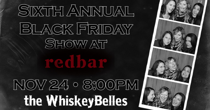 The Whiskeybelles @ Redbar - St Francis, WI