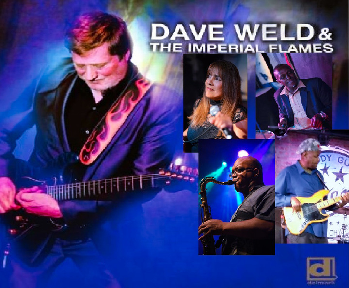 Dave Weld and The Imperial Flames - Tour Dates @ Martha's Midway Tavern - Mishawaka, IN