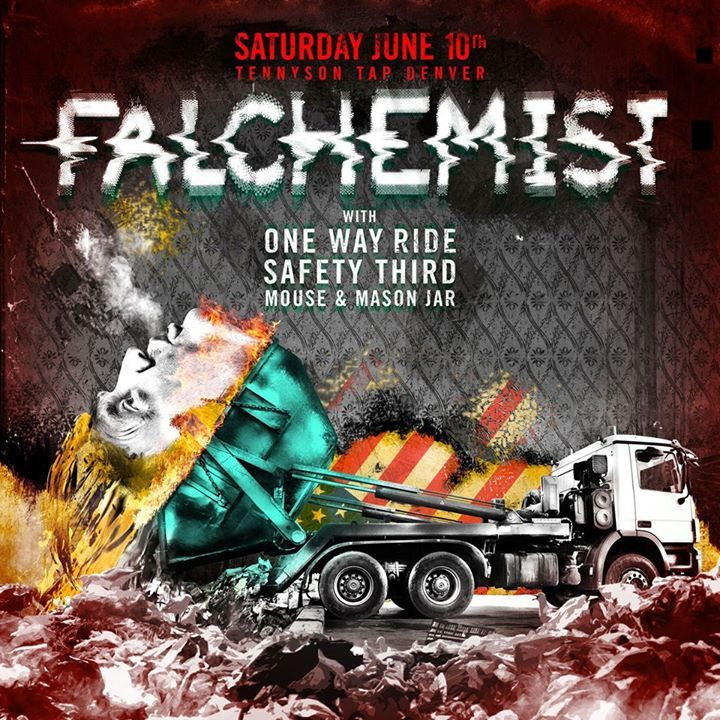 Falchemist Tour Dates