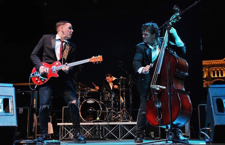Brazos - Black Suit Trio Tour Dates