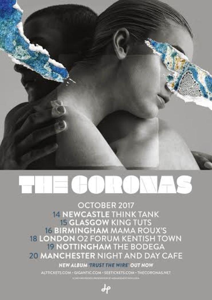 The Coronas @ King Tuts - Glasgow, United Kingdom
