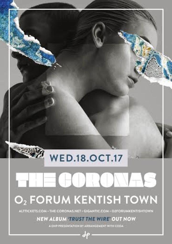 The Coronas @ O2 Forum Kentish Town - London, United Kingdom