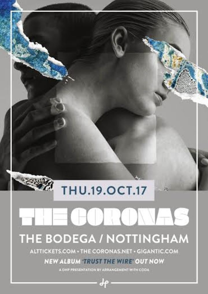 The Coronas @ The Bodega - Nottingham, United Kingdom