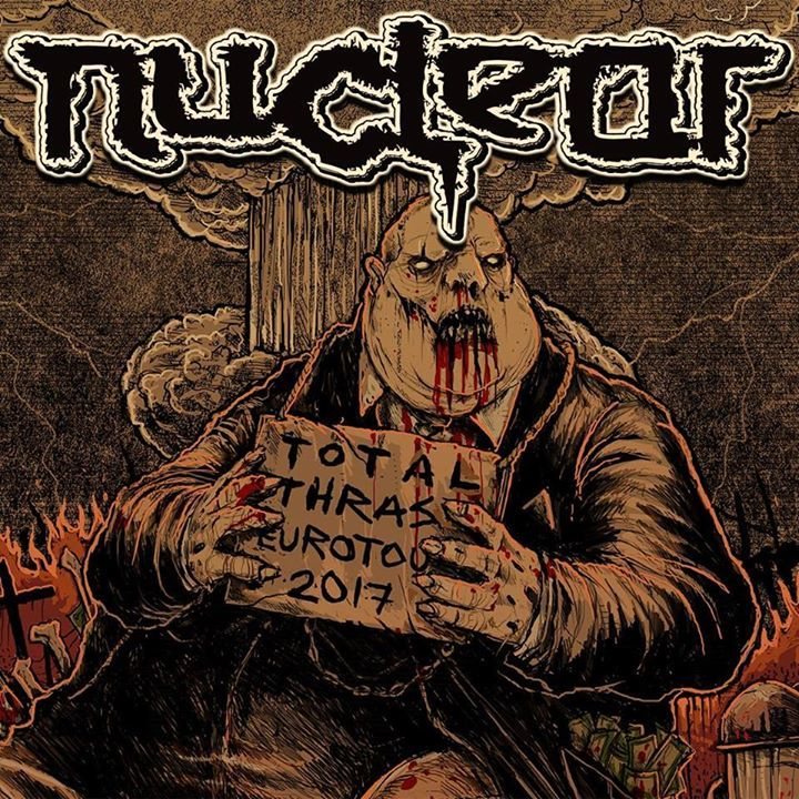 Nuclear @ Eventwerk - Dresden, Germany