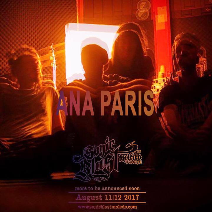 Ana Paris Tour Dates