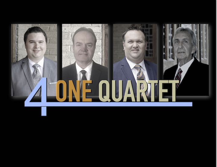 4 One Quartet @ Zion United Church of Christ - Le Roy, MI