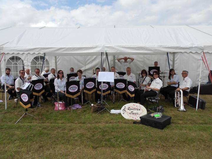 Spectrum Music @ Meadow - Buckfastleigh, United Kingdom