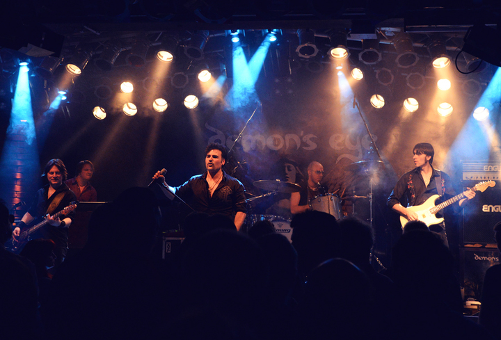 Demon's Eye @ Partytur - Neuss, Germany