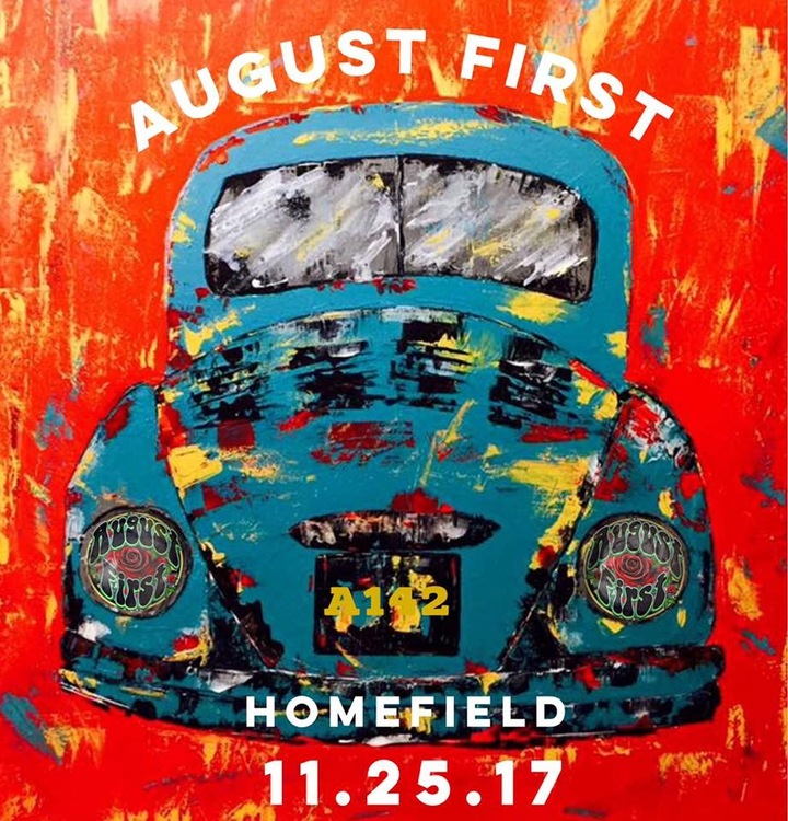 August First @ Homefield Brewing  - Fiskdale, MA