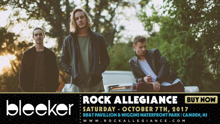 Bleeker @ Rock Allegiance - Camden, NJ