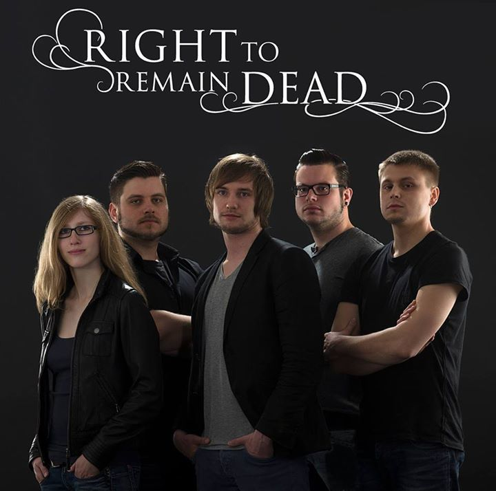 Right To Remain Dead Tour Dates