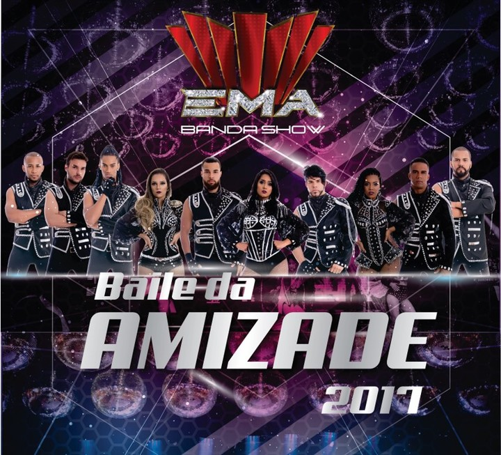 Ema Banda Show @ Baile da Amizade - Ipatinga, Brazil