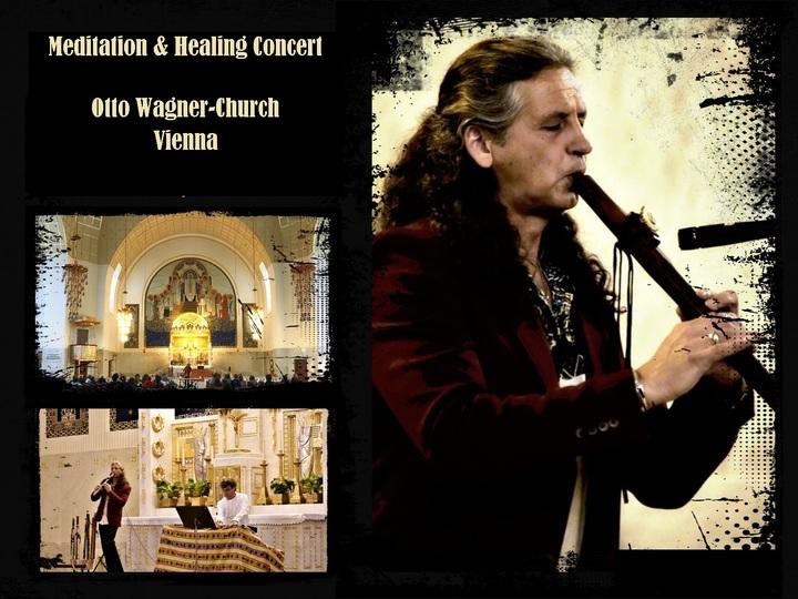 Wolfsheart @ Otto Wagner Kirche - Vienna, Austria