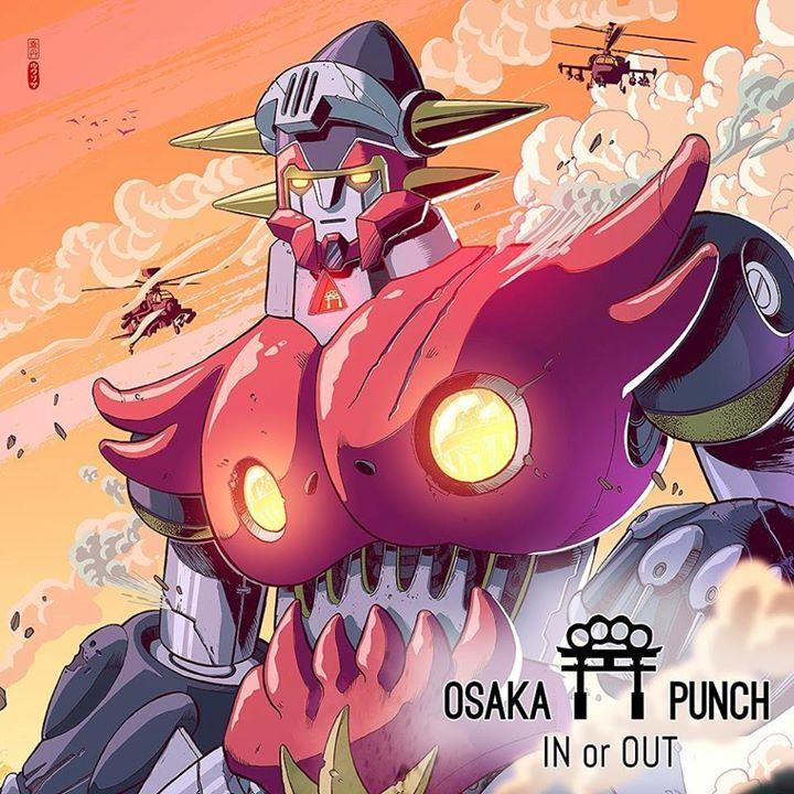 Osaka Punch Tour Dates