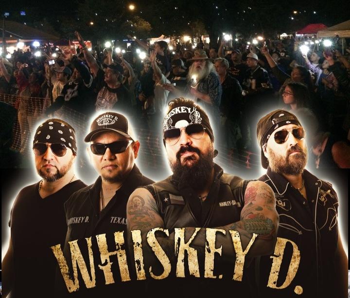 Whiskey D. Fan Page Tour Dates