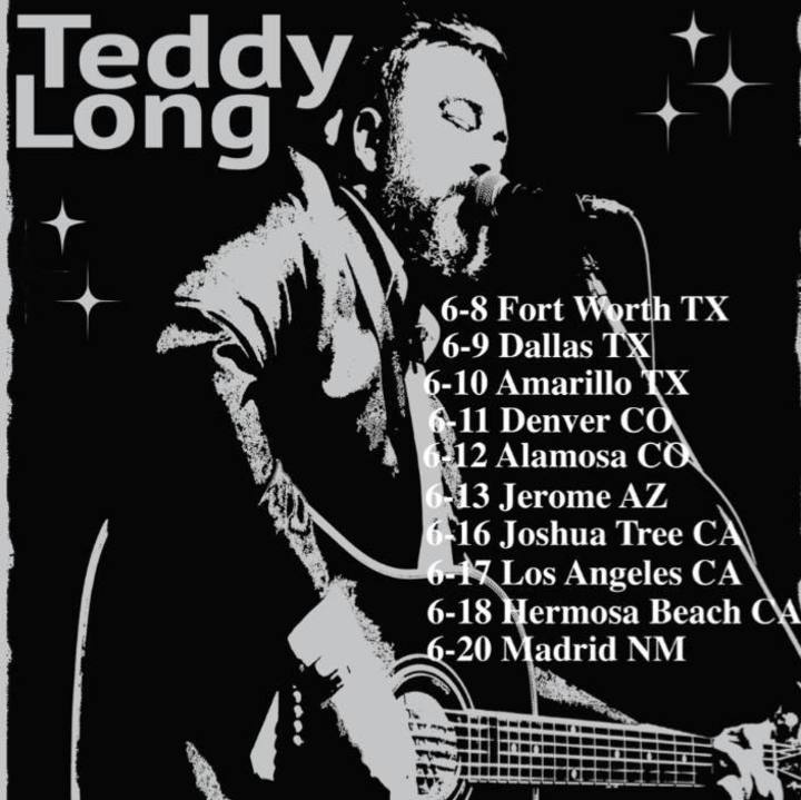 Teddy Long Music @ Crossroads Saloon  - Fredericksburg, TX