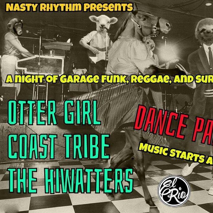 Otter Girl Tour Dates