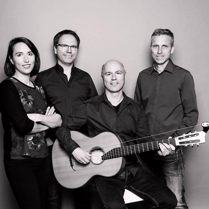 Barrios Guitar Quartet Tour Dates