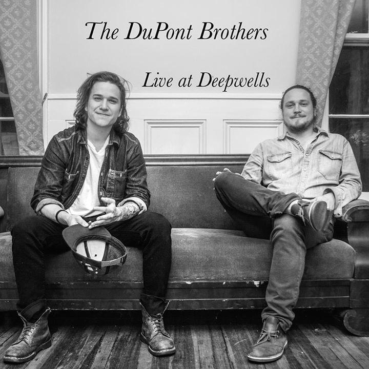 The Dupont Brothers @ Eureka Hall - Stockholm, ME