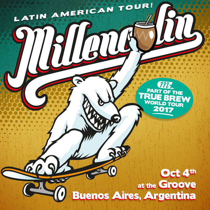 Millencolin @ Groove - Buenos Aires, Argentina