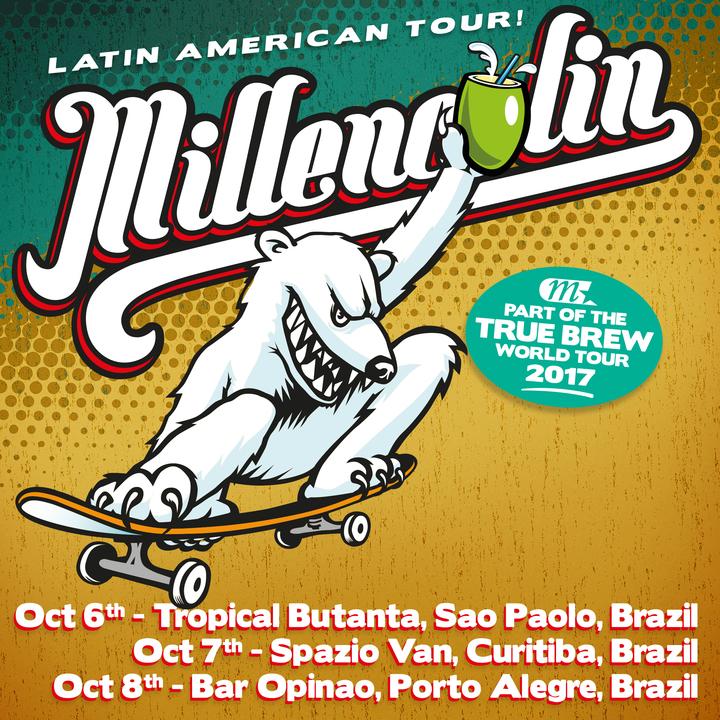 Millencolin @ Bar Opinao - Porto Alegre, Brazil
