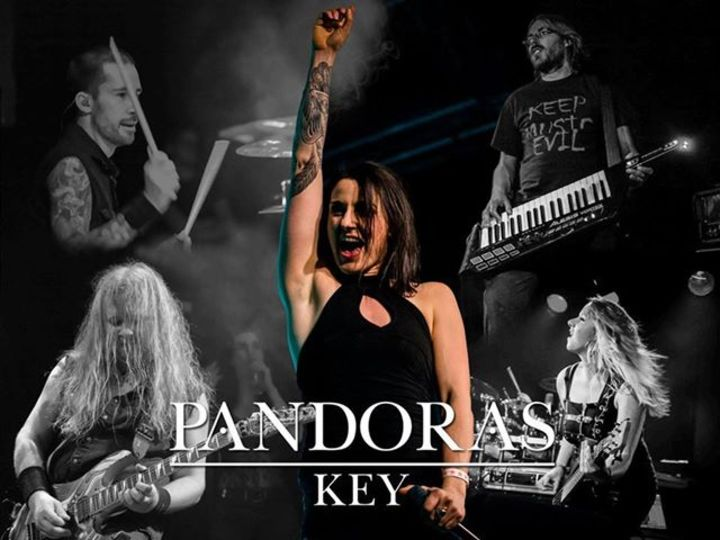 Pandora's Key Tour Dates